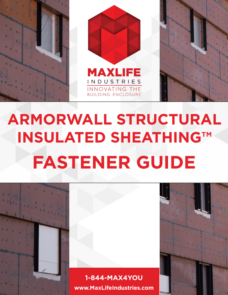 ArmorWall Fastener Guide Cover